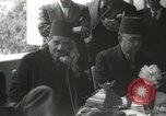 Image of Nahas Pasha's cabinet meet Egypt, 1938, second 40 stock footage video 65675062980