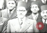 Image of Nahas Pasha's cabinet meet Egypt, 1938, second 1 stock footage video 65675062981