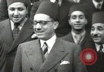 Image of Nahas Pasha's cabinet meet Egypt, 1938, second 4 stock footage video 65675062981
