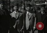 Image of Nahas Pasha's cabinet meet Egypt, 1938, second 32 stock footage video 65675062981