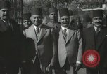 Image of Nahas Pasha's cabinet meet Egypt, 1938, second 33 stock footage video 65675062981