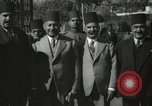 Image of Nahas Pasha's cabinet meet Egypt, 1938, second 34 stock footage video 65675062981