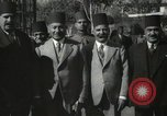 Image of Nahas Pasha's cabinet meet Egypt, 1938, second 36 stock footage video 65675062981