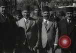 Image of Nahas Pasha's cabinet meet Egypt, 1938, second 37 stock footage video 65675062981