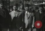 Image of Nahas Pasha's cabinet meet Egypt, 1938, second 39 stock footage video 65675062981