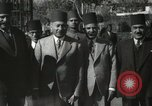Image of Nahas Pasha's cabinet meet Egypt, 1938, second 42 stock footage video 65675062981