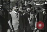 Image of Nahas Pasha's cabinet meet Egypt, 1938, second 43 stock footage video 65675062981