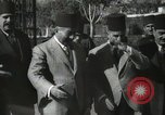 Image of Nahas Pasha's cabinet meet Egypt, 1938, second 44 stock footage video 65675062981