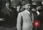 Image of Nahas Pasha's cabinet meet Egypt, 1938, second 46 stock footage video 65675062981