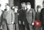 Image of Nahas Pasha's cabinet meet Egypt, 1938, second 4 stock footage video 65675062983