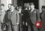 Image of Nahas Pasha's cabinet meet Egypt, 1938, second 6 stock footage video 65675062983