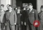 Image of Nahas Pasha's cabinet meet Egypt, 1938, second 10 stock footage video 65675062983