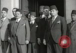 Image of Nahas Pasha's cabinet meet Egypt, 1938, second 13 stock footage video 65675062983