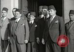 Image of Nahas Pasha's cabinet meet Egypt, 1938, second 14 stock footage video 65675062983