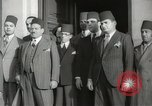Image of Nahas Pasha's cabinet meet Egypt, 1938, second 15 stock footage video 65675062983