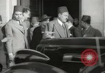Image of Nahas Pasha's cabinet meet Egypt, 1938, second 20 stock footage video 65675062983