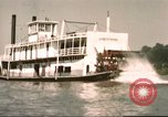 Image of stern wheel steamer WL Quinlan United States USA, 1942, second 46 stock footage video 65675062984