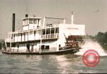 Image of stern wheel steamer WL Quinlan United States USA, 1942, second 47 stock footage video 65675062984