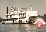 Image of stern wheel steamer WL Quinlan United States USA, 1942, second 48 stock footage video 65675062984