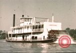 Image of stern wheel steamer WL Quinlan United States USA, 1942, second 50 stock footage video 65675062984