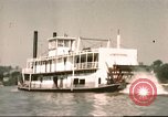 Image of stern wheel steamer WL Quinlan United States USA, 1942, second 51 stock footage video 65675062984