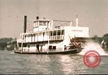 Image of stern wheel steamer WL Quinlan United States USA, 1942, second 52 stock footage video 65675062984