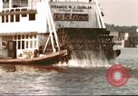 Image of stern wheel steamer WL Quinlan United States USA, 1942, second 21 stock footage video 65675062985