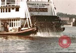 Image of stern wheel steamer WL Quinlan United States USA, 1942, second 22 stock footage video 65675062985
