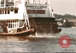 Image of stern wheel steamer WL Quinlan United States USA, 1942, second 24 stock footage video 65675062985