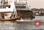 Image of stern wheel steamer WL Quinlan United States USA, 1942, second 25 stock footage video 65675062985