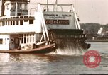 Image of stern wheel steamer WL Quinlan United States USA, 1942, second 28 stock footage video 65675062985