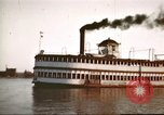 Image of stern wheel steamer WL Quinlan United States USA, 1942, second 29 stock footage video 65675062985