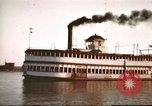 Image of stern wheel steamer WL Quinlan United States USA, 1942, second 30 stock footage video 65675062985