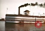 Image of stern wheel steamer WL Quinlan United States USA, 1942, second 31 stock footage video 65675062985