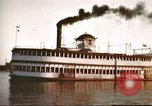 Image of stern wheel steamer WL Quinlan United States USA, 1942, second 32 stock footage video 65675062985