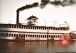 Image of stern wheel steamer WL Quinlan United States USA, 1942, second 36 stock footage video 65675062985