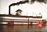 Image of stern wheel steamer WL Quinlan United States USA, 1942, second 37 stock footage video 65675062985
