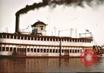 Image of stern wheel steamer WL Quinlan United States USA, 1942, second 39 stock footage video 65675062985