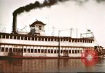 Image of stern wheel steamer WL Quinlan United States USA, 1942, second 41 stock footage video 65675062985