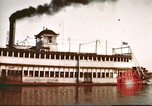 Image of stern wheel steamer WL Quinlan United States USA, 1942, second 43 stock footage video 65675062985