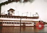Image of stern wheel steamer WL Quinlan United States USA, 1942, second 45 stock footage video 65675062985