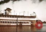 Image of stern wheel steamer WL Quinlan United States USA, 1942, second 47 stock footage video 65675062985