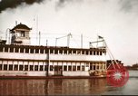 Image of stern wheel steamer WL Quinlan United States USA, 1942, second 48 stock footage video 65675062985