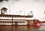 Image of stern wheel steamer WL Quinlan United States USA, 1942, second 50 stock footage video 65675062985