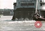Image of steamer WL Quinlan United States USA, 1942, second 40 stock footage video 65675062986