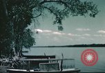 Image of Mississippi river United States USA, 1942, second 57 stock footage video 65675062987