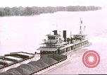 Image of steamer Mark Twain United States USA, 1942, second 34 stock footage video 65675062991