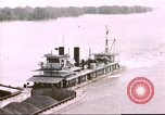 Image of steamer Mark Twain United States USA, 1942, second 41 stock footage video 65675062991