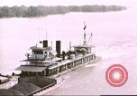Image of steamer Mark Twain United States USA, 1942, second 43 stock footage video 65675062991