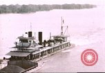 Image of steamer Mark Twain United States USA, 1942, second 45 stock footage video 65675062991